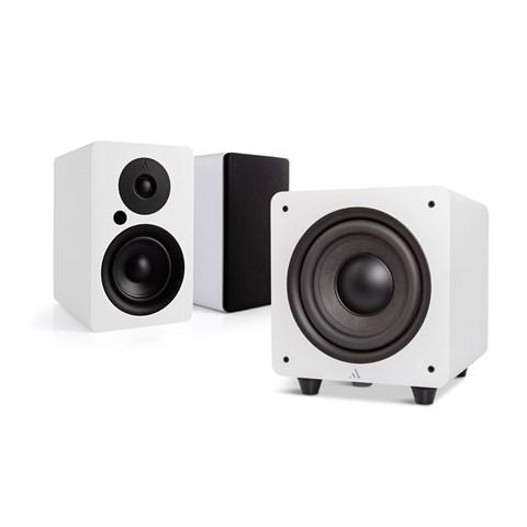 Argon Audio Argon Audio ALTO 4 ACTIVE + BASS8 Stereosystem Stereosystem