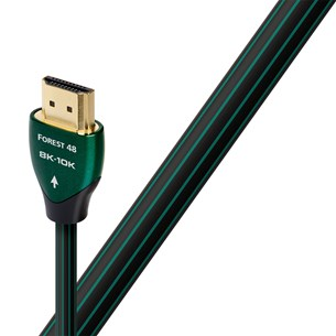 AudioQuest Forest HDMI Ultra High Speed HDMI-kabel