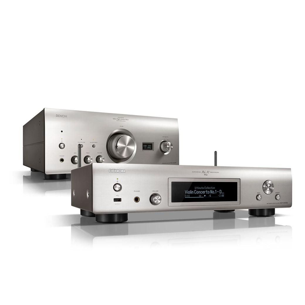 Denon Denon PMA-2500NE + DNP-800NE Stereoanläggning Stereoanläggning