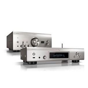 Denon PMA-2500NE + DNP-800NE Stereosystem