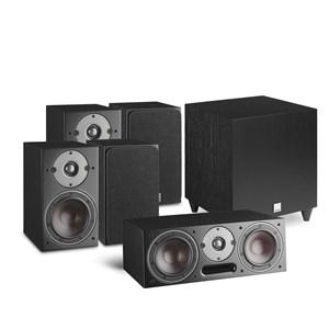 DALI Oberon 1 + Oberon Vokal + Sub C-8 D 5.1 Lautsprechersystem