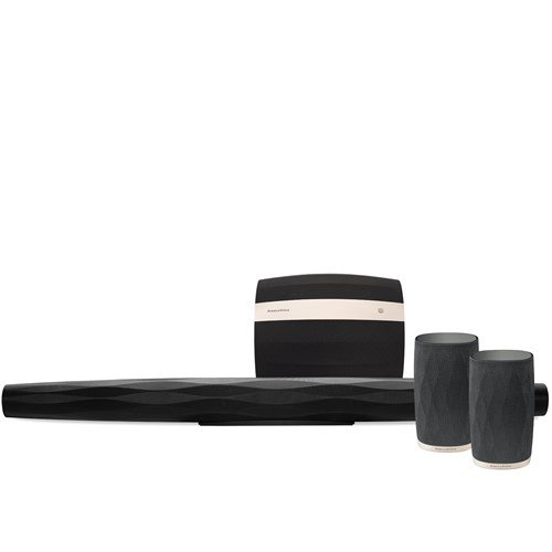 Bowers & Wilkins Bowers & Wilkins Formation Bar + Formation Bass + Formation Flex Hjemmekinoanlegg Hjemmekinoanlegg
