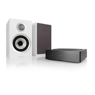 Sonos Amp + B&W 707 S2 Stereoanläggning
