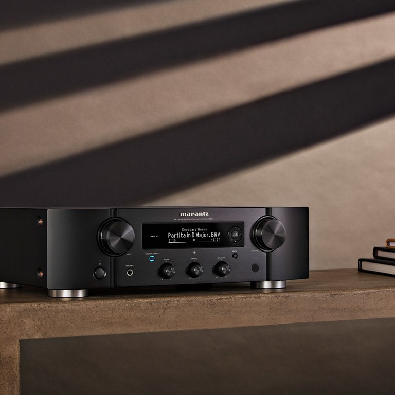 Marantz PM7000N Stereoversterker met streaming